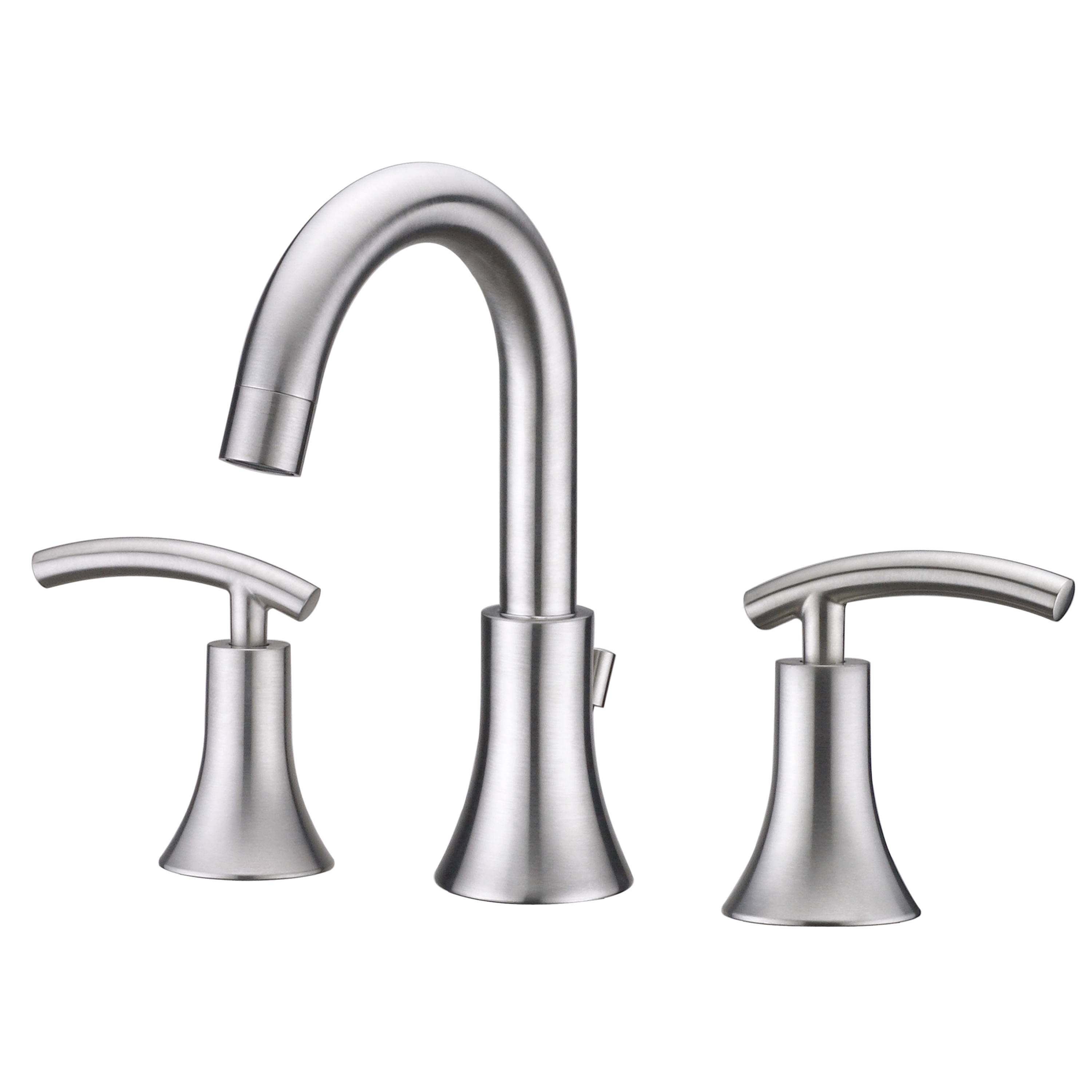 Sweep Collection Widespread Lavatory Faucet Ultra Faucets