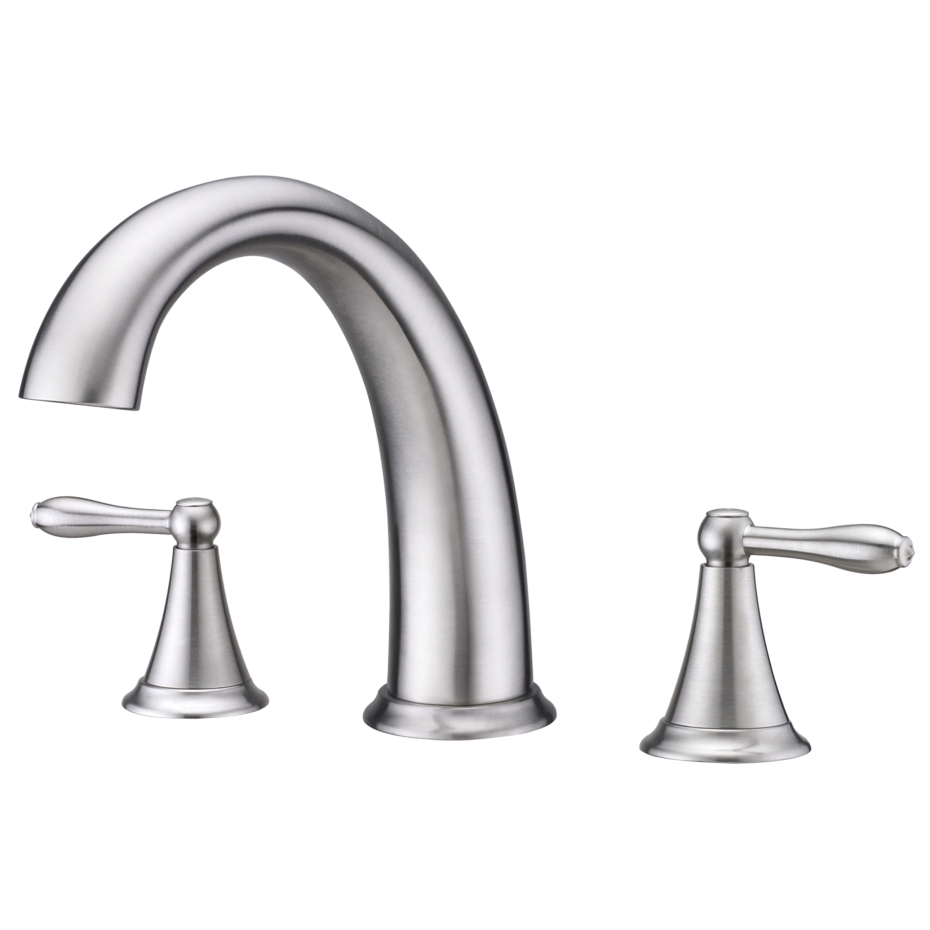 """Contour Collection"" Roman Tub Faucet"