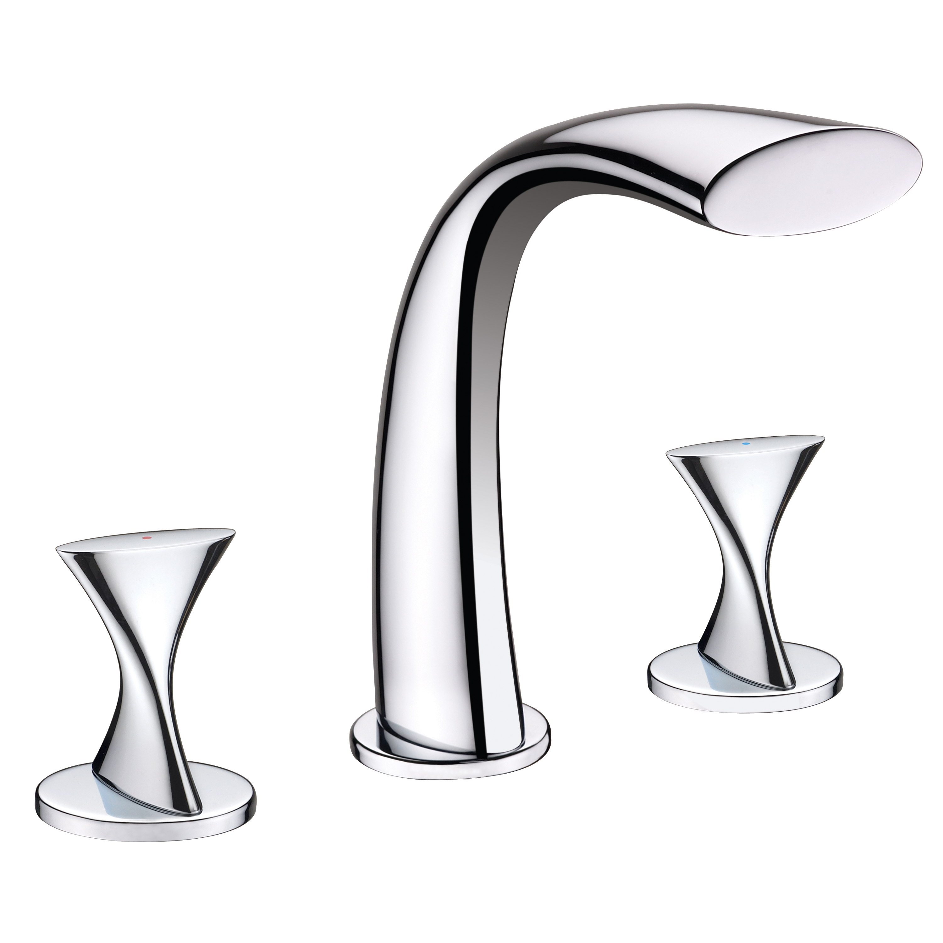 Twist Collection Roman Tub Faucet Ultra Faucets