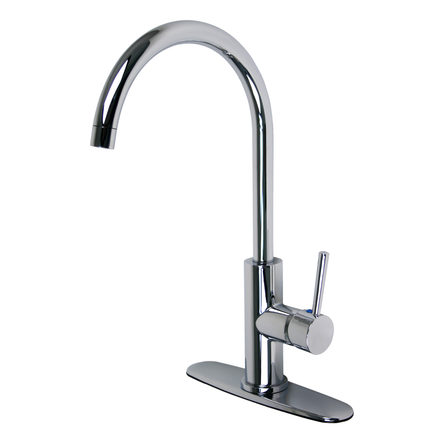 "Euro Collection"" Single-Handle Kitchen Faucet – Ultra Faucets"
