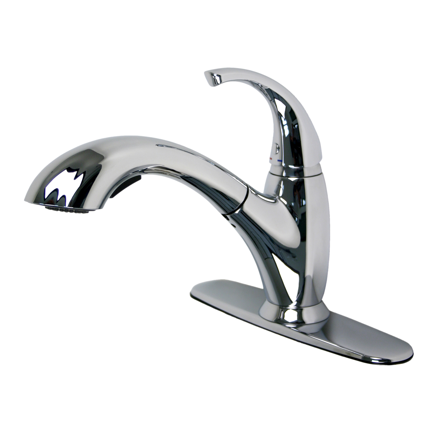 vantage collection single handle kitchen faucet with