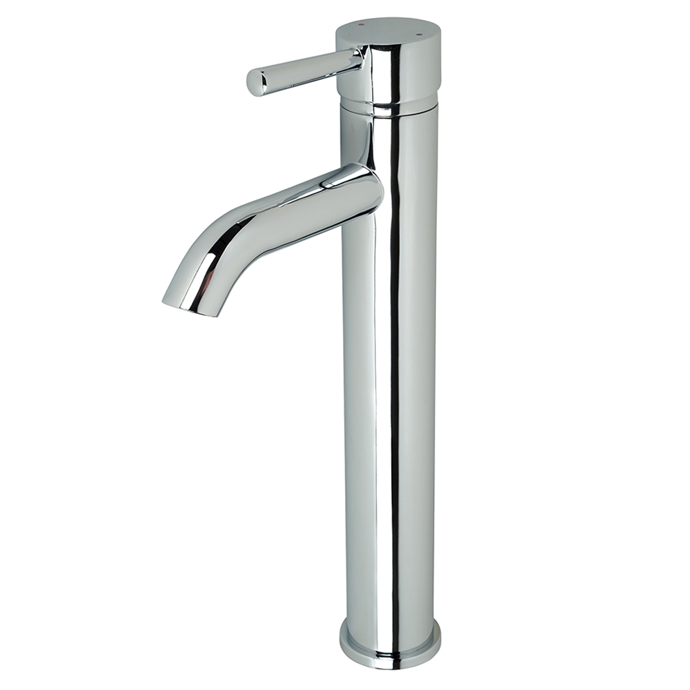 """Euro Collection"" Single-Handle Tall Vessel Lavatory"