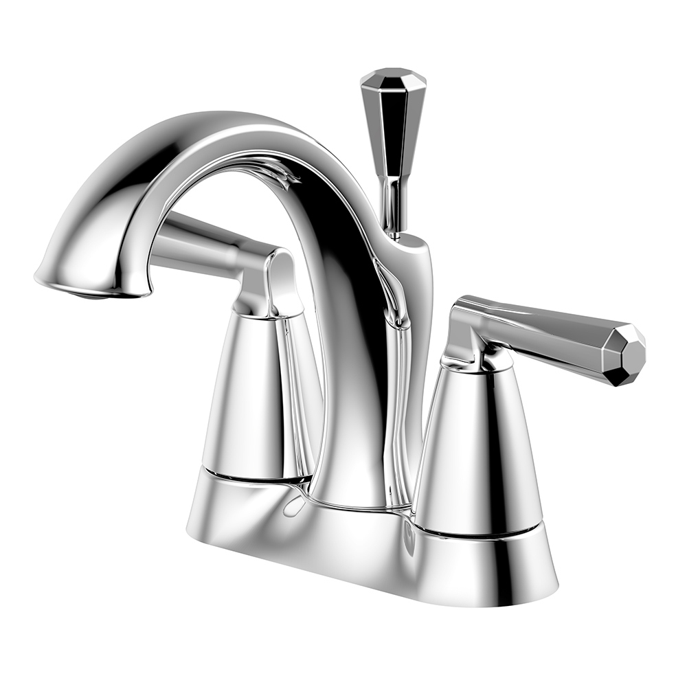 Z Collection 4 Centerset Lavatory Faucet Ultra Faucets