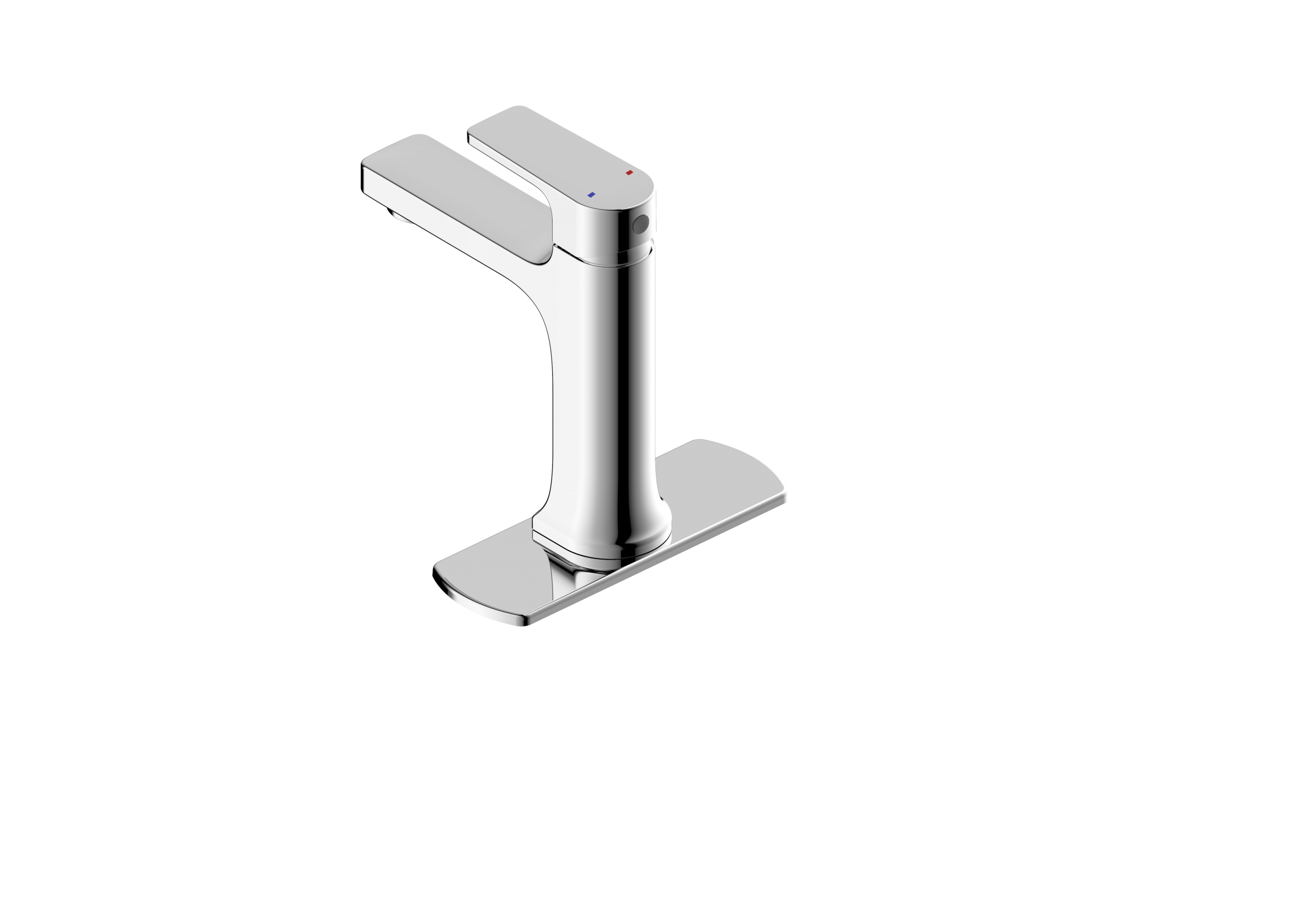Dean Collection Single Handle Lavatory Faucet Ultra